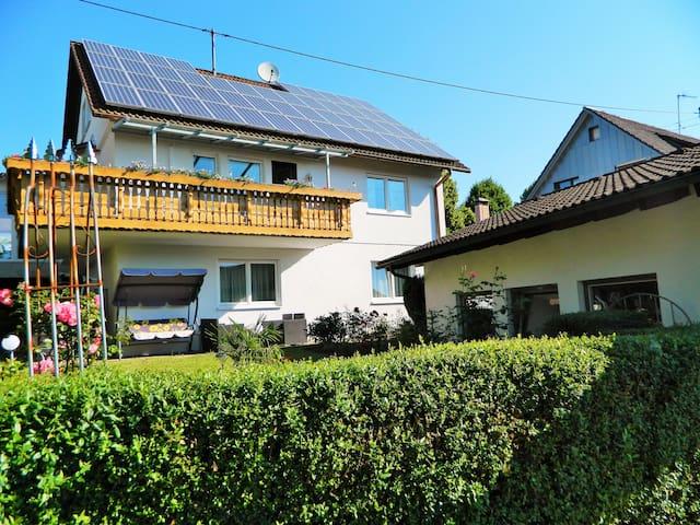 Ferien Wohnung Adam und Eva - Laufenburg - Daire