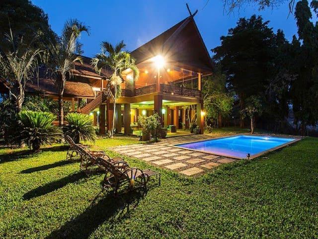 Paradise 7BD6BA Private Pool - Chiang Mai Thailand - Vila