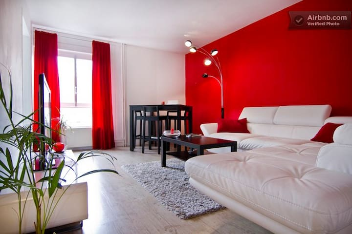 The room between Paris& Disneyland - Champs-sur-Marne - Appartement
