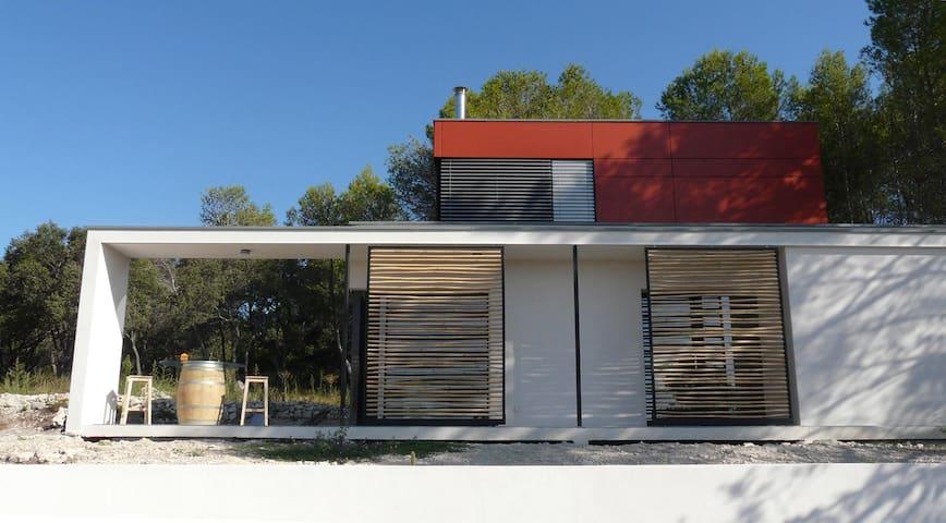 Contemporaine proche Montpellier - Saint-Génies-des-Mourgues - 別墅