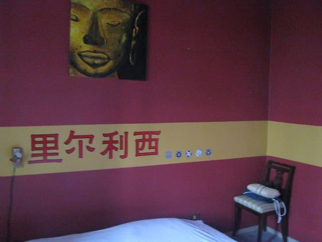 Accogliente stanza matrimoniale 2p - Borgovirgiliana