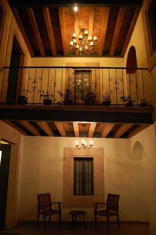Apartment within colonial Morelia - Morelia - Apartament