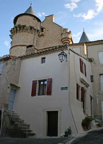 Maison Margon - Languedoc Roussillon - Margon - Hus