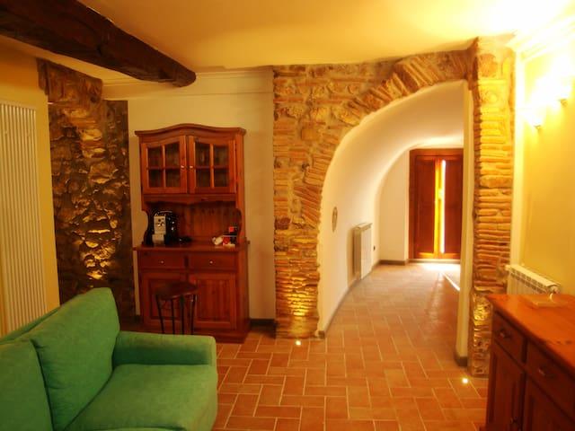 cAsa MarY Holiday Home - Olevano Romano - Leilighet
