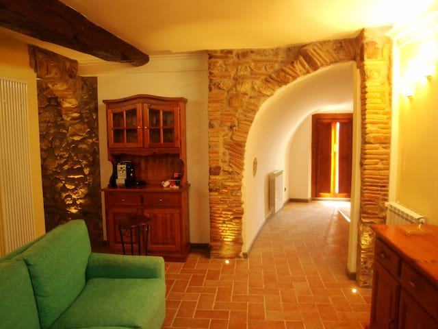 cAsa MarY Holiday Home - Olevano Romano - Appartement