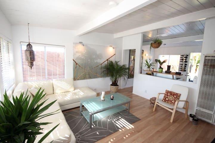 Nice room close to Gaslamp/Seaworld - San Diego - Huis
