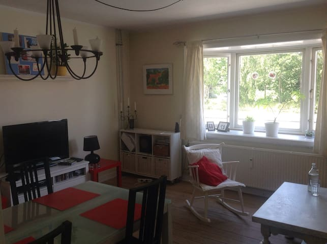 Cozy appartment with 2B in Glostrup - Glostrup - Departamento