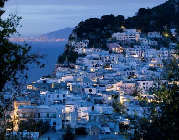 Capri last minute rate at hotel bussola - Anacapri - Aamiaismajoitus
