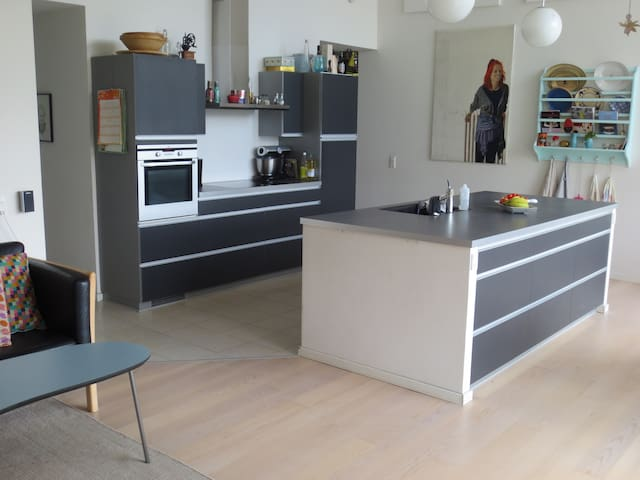 Nice family-friendly home - Tommerup - Vila