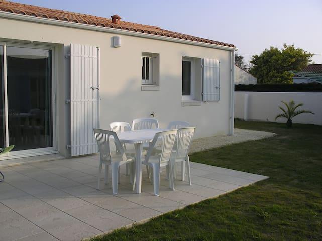 Jolie maison sur l'ile d'Oléron - Saint-Georges-d'Oléron