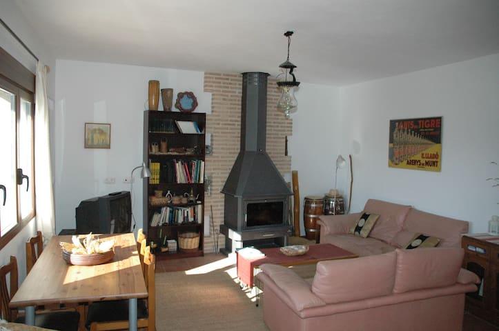 Casa en pequeña aldea de montaña. - Yeste- Tus (Albacete) - Ev