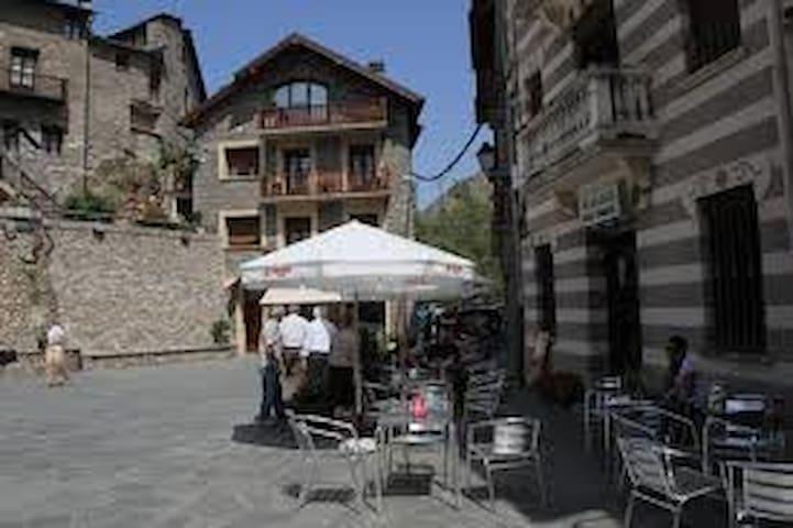 Piso en Llavorsí, Pirineo catalán  - Llavorsí - アパート