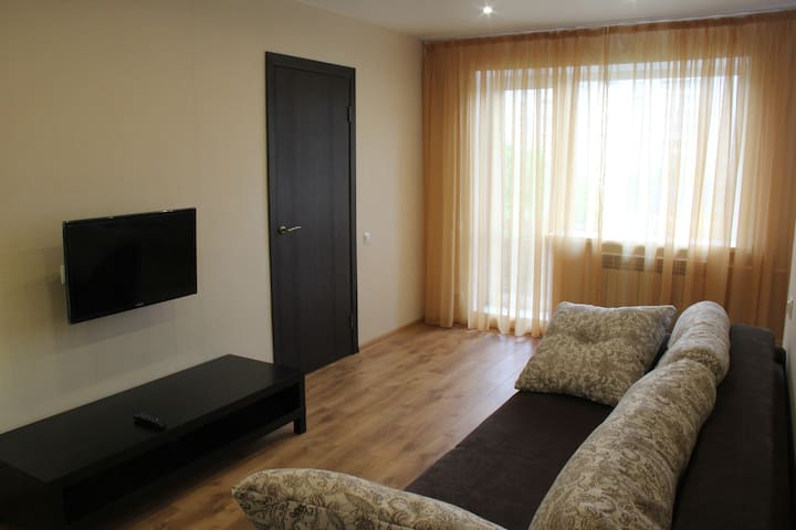 Ural apartments in the city center - Chelyabinsk