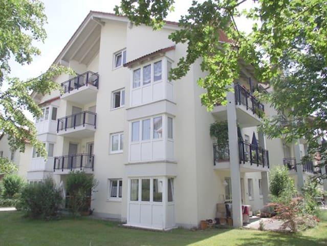 Appartement im Zentrum - Coburg - Apartament