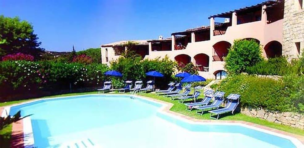 Elegante suite al Green Park Hotel - porto cervo - Overig