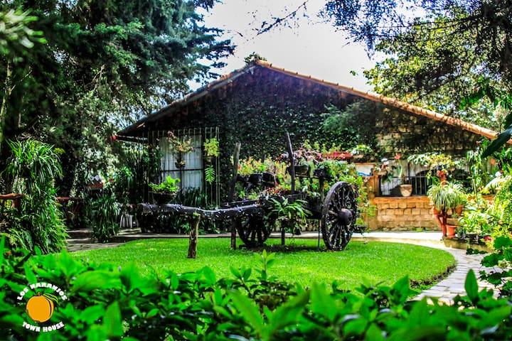 Cabin House @ Los Naranjos - Los Naranjos - Ev