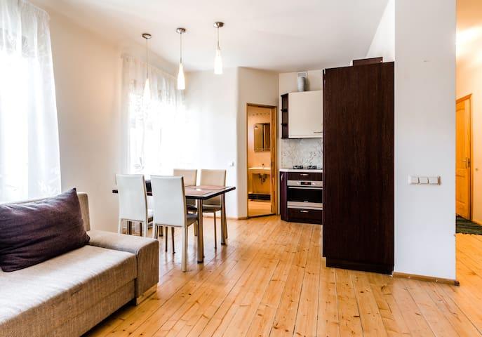 2 room studio in the center of Riga - Riga