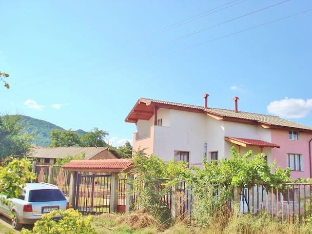 Villa at the foot of the mountain  - Mineralni Bani - Villa