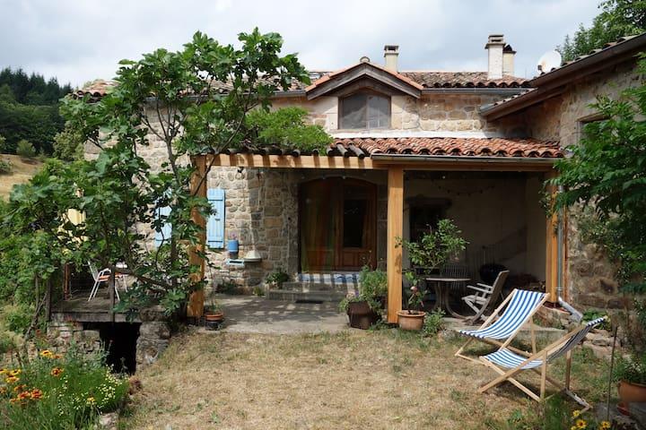 Maison Atypique et Originale ! - Saint-Jean-Chambre - Ev