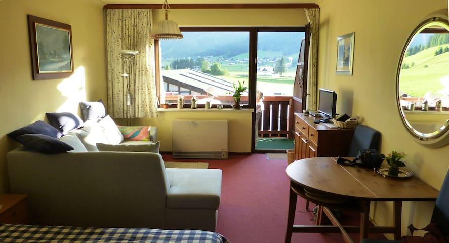 Gosau Apartment for 2: Pool, Sauna - Gosau - Lägenhet