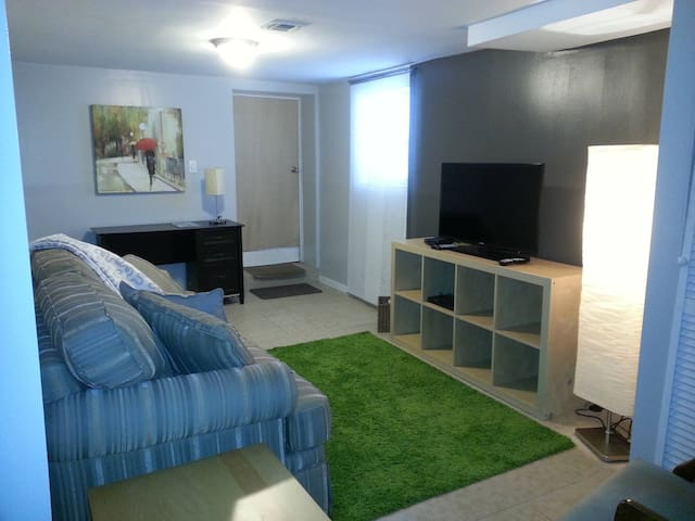 Why pay more ? 4 guests close NYC - Kearny - Pis