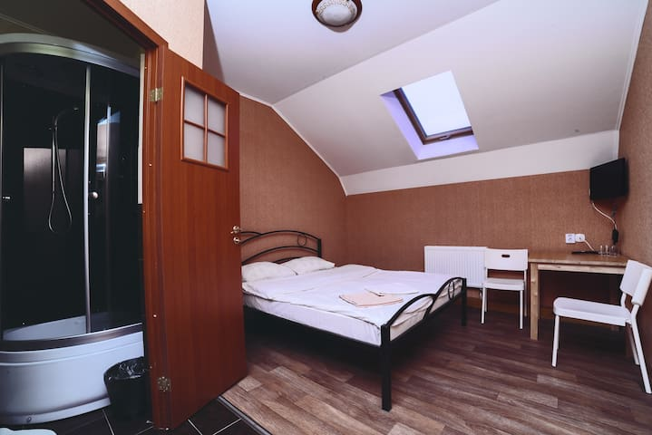 Apartments #17in the green area - Зеленогорск - Bed & Breakfast