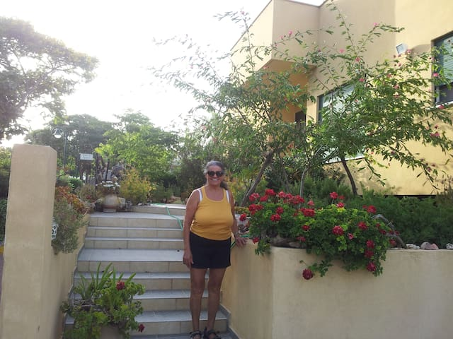 Separate flat by Mt Tabor (Galilee) - Kfar Tavor - Ev