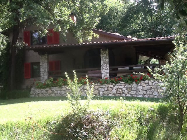 CHALET in the wood - Orte - Chalet