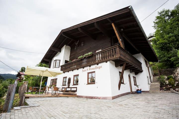 Apartment, Watzmann mountain view - Berchtesgaden - Appartement