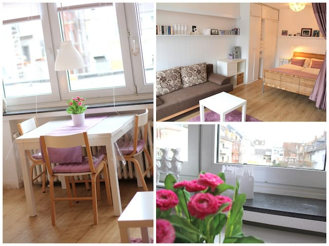 Stylish apartment in a great spot - Cologne - Apartment