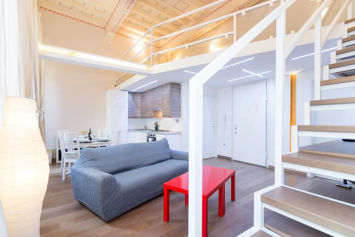 AMAZING LOFT IN THE CITY CENTER A/C - Florence - Loft