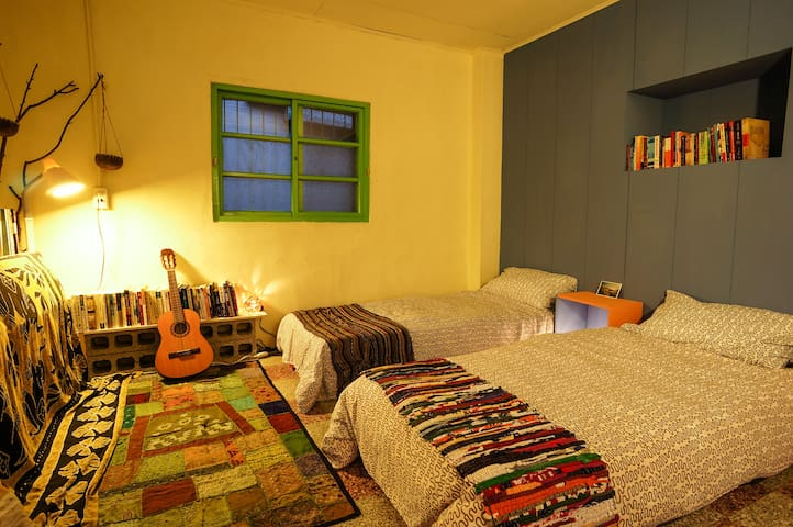 Wild and goodness Homestay (Twin) - Hualien City - Talo