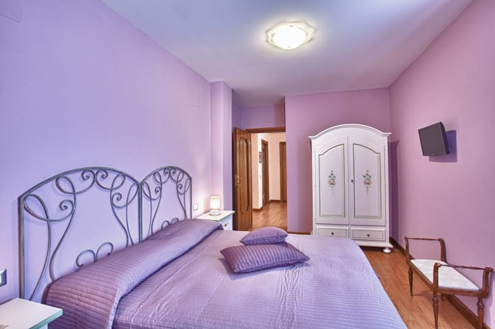"B&B ""Al Colle"" - Suite ""Mandorlo"" - Pescosolido"