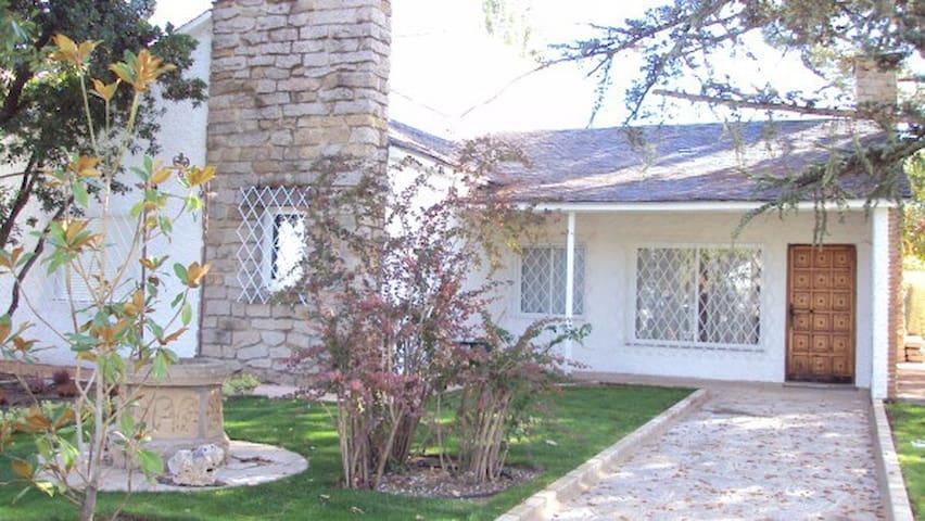 Wonderful house with garden - pool - Colmenar Viejo - Вилла