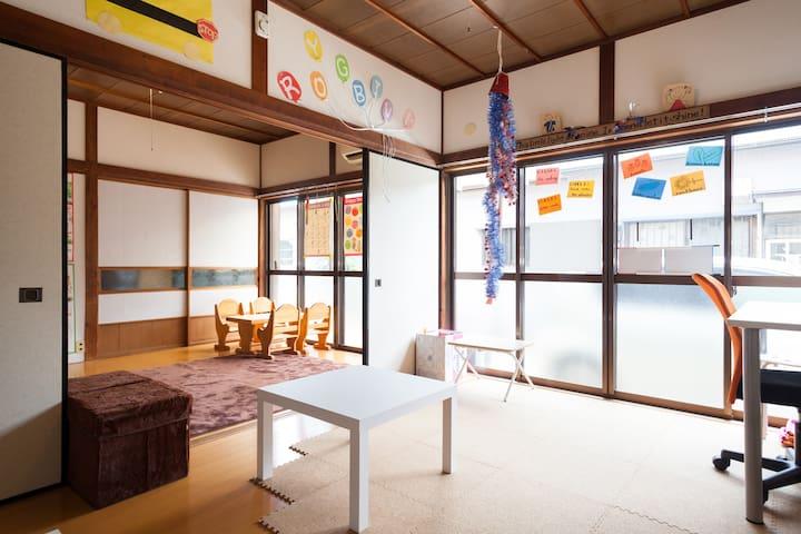 The Shonan Sunshine Villa - Hiratsuka - Huis