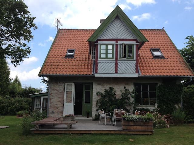 Louisiana/seaside B and B/house - Humlebæk - Bed & Breakfast