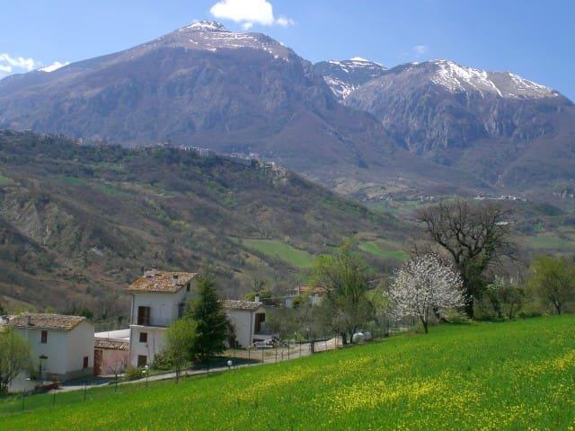 Villa Maieletta - classic Abruzzo - Palombaro - Daire