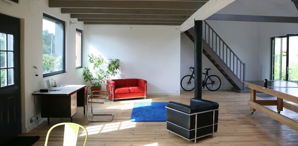 Spacious Independent holiday house  - Le Faouët - Дом