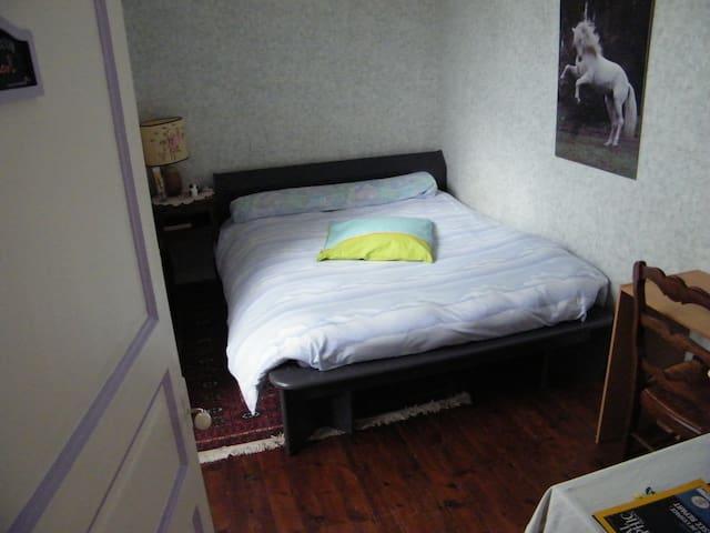 Chambre apprenti - Antigny - Bed & Breakfast
