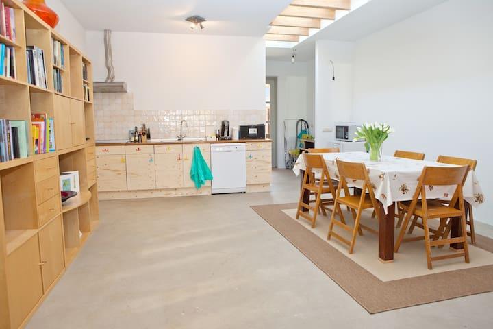 Large apartment | beautiful village - Beugen