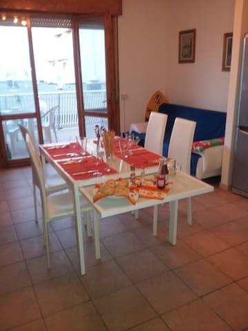 Quiet, cozy apartment - Lignano / Bevazzana  - Appartement