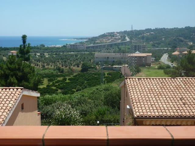 Beach Townhouse for Rent - Montepaone