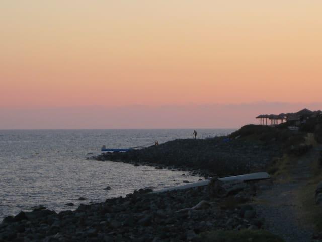 Pecorini monolocale  10 m dal mare. - filicudi