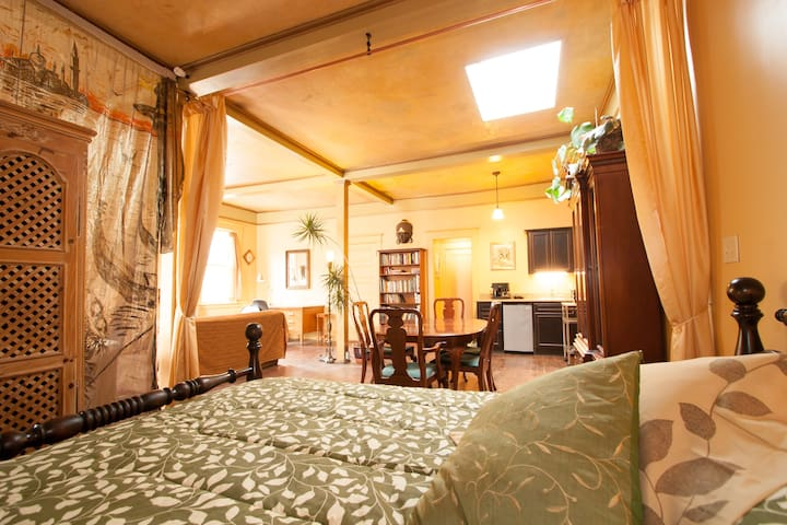Grand and Cozy 1920's SF Studio - 舊金山 - 公寓