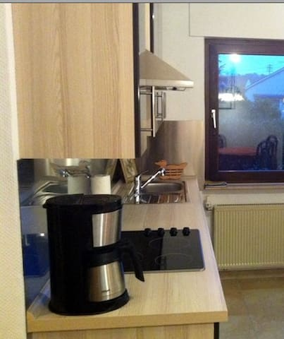 Lovingly furnished apartment - Eitorf - Appartement