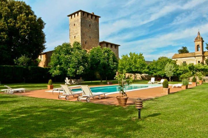 Agriturismo at Poggiarello (I) - Sovicille - Casa