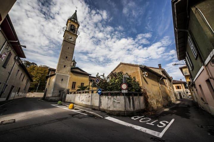 Close to FIERA MILANO RHO - Cabiate - Cabiate - Departamento