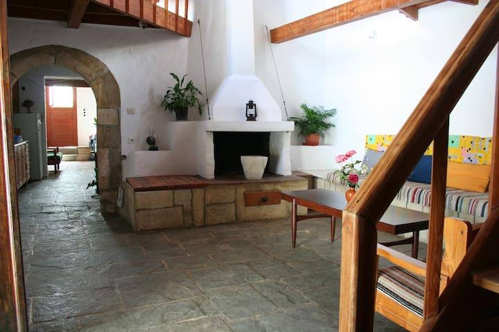 Villa  Kounali - Traditional house - Χανιά / Νέο χωριό / Αποκόρωνας - Hus