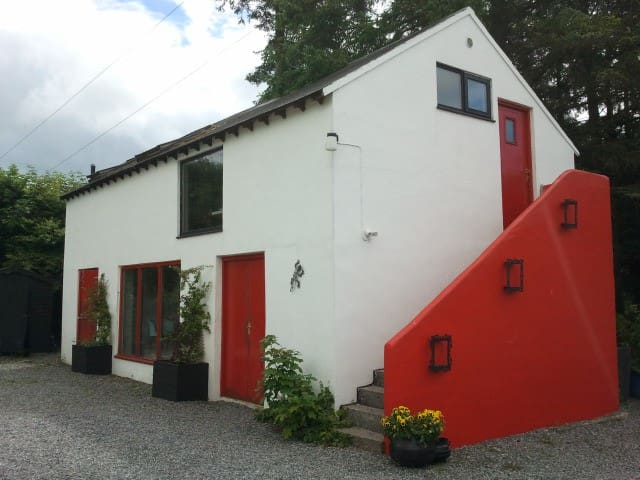 Loft style apt in the country - Athlone - Loft-asunto