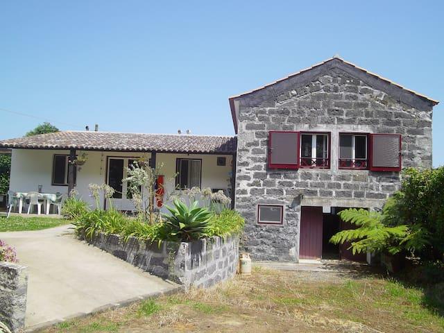 Magical Cottage in a garden - Ribeira Grande - Villa